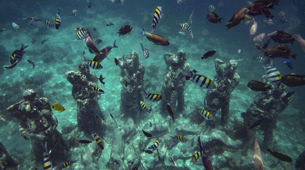 Potret Indahnya Wisata Bahari di Kepulauan Gili