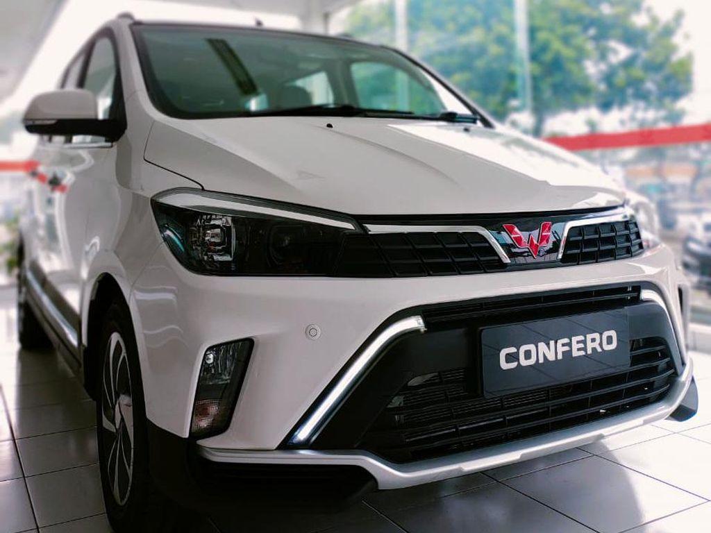 Bocoran Fitur dan Harga Wuling Confero S Facelift yang Dijual Mulai Rp 190 Jutaan