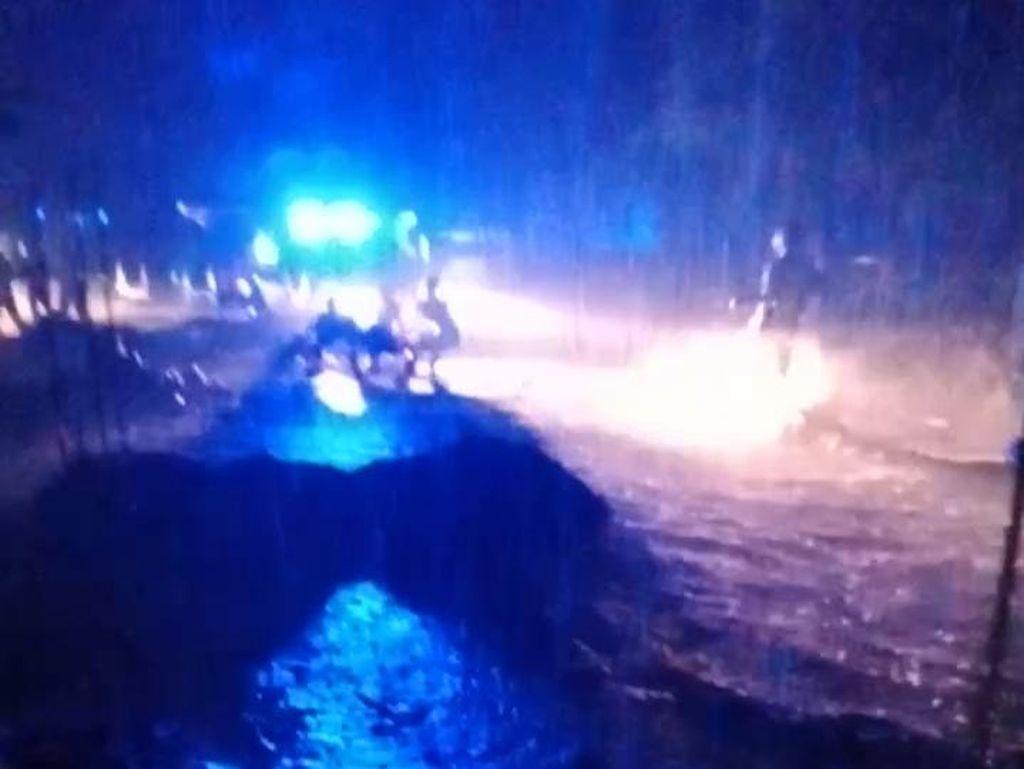 Banjir Bandang Kembali Terjang 3 Desa di Dompu NTB