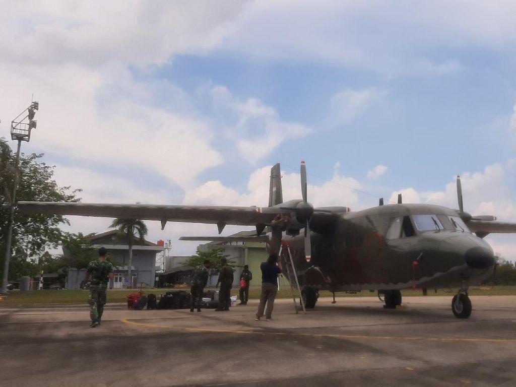 Cegah Karhutla, BNPB Kirim Pesawat untuk Modifikasi Cuaca di Riau