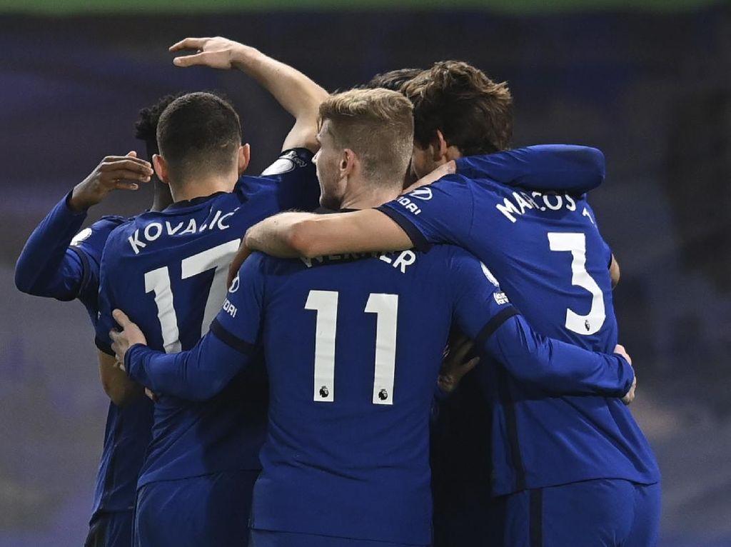 Chelsea Susah Dibobol, Dijagokan Lolos ke 8 Besar Liga Champions