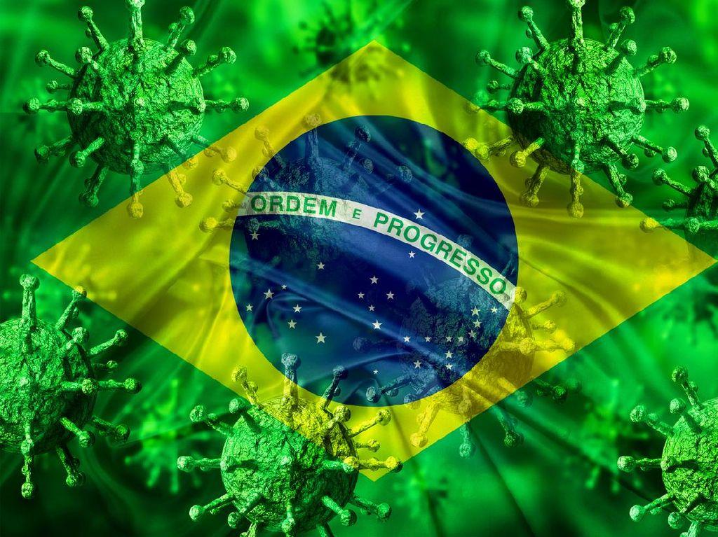 Waspada! Varian Baru Corona Brasil P1 Mulai Masuk ke Asia Tenggara