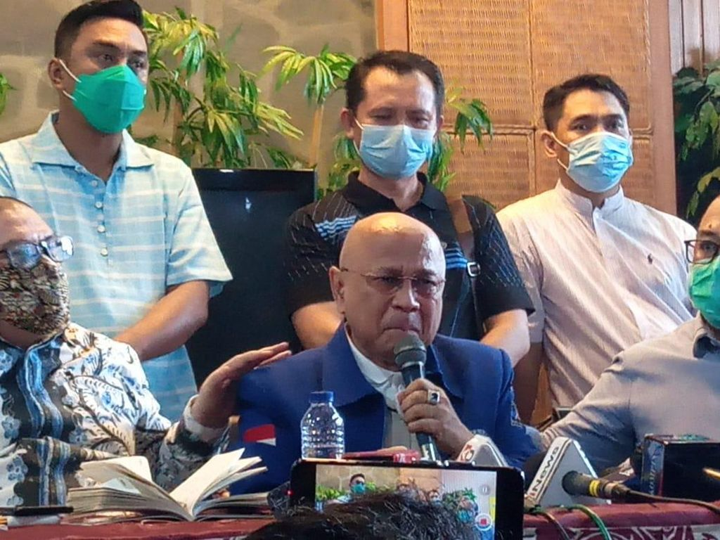 Konflik Demokrat: Air Mata Darmizal Dianggap Drama Korea Semata