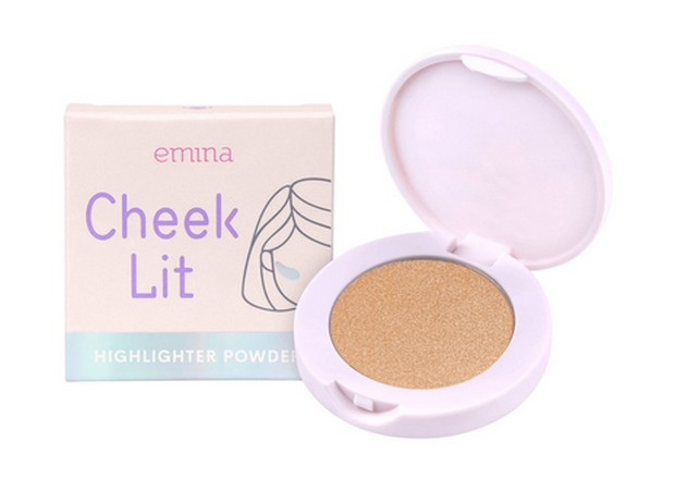 emina cheeklit highlighter powder