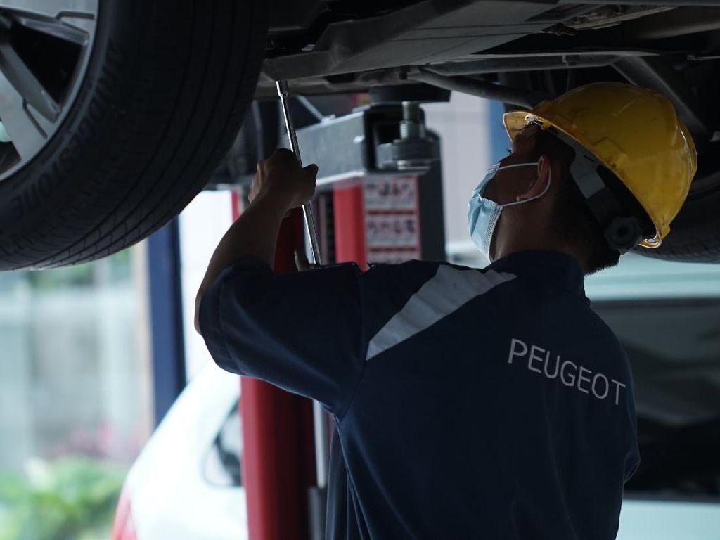 Cara Mudah Cegah Karat di Kolong Mobil