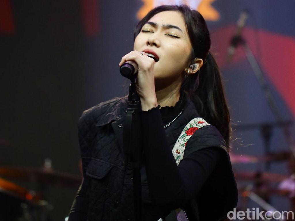 Megah! Begini Keseruan Hari Musik Nasional di dHot Music Day