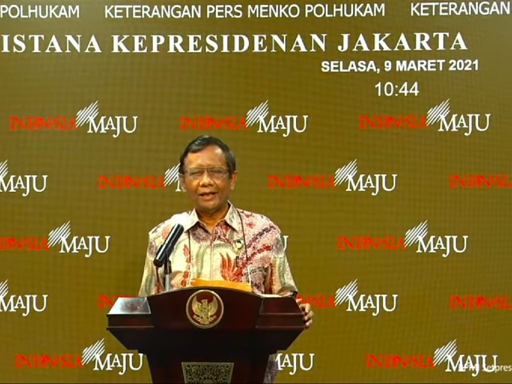 Pernyataan Lengkap Pemerintah soal Amien Rais dkk Bertemu Jokowi Bahas Km 50