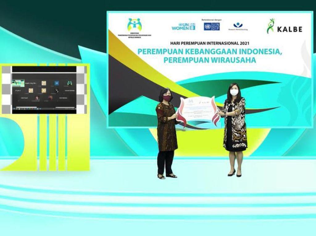 KemenPPPA & Kalbe Buat Program Wirausaha Perempuan di 11 Provinsi