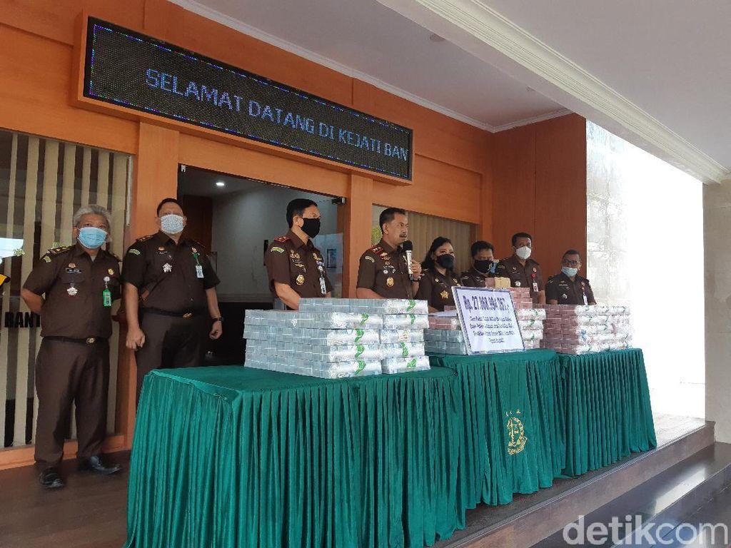 Kejati Banten Segera Sidangkan TPPU Rugikan Perusahaan Belanda Rp 52 M