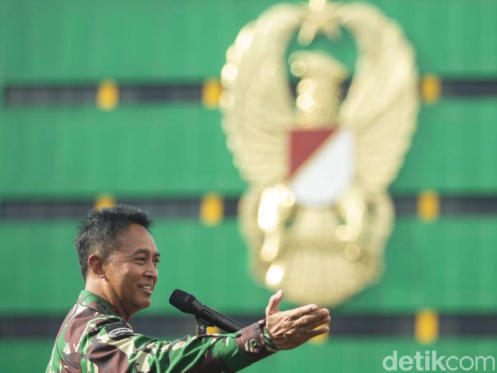 KSAD: Latihan Gabungan Garuda Shield Pererat Persahabatan TNI AD-Tentara AS