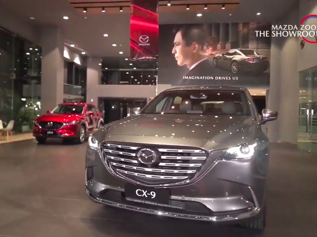 Mazda Luncurkan CX-5 dan CX-9 Anyar, Apa Saja Pembaruannya?