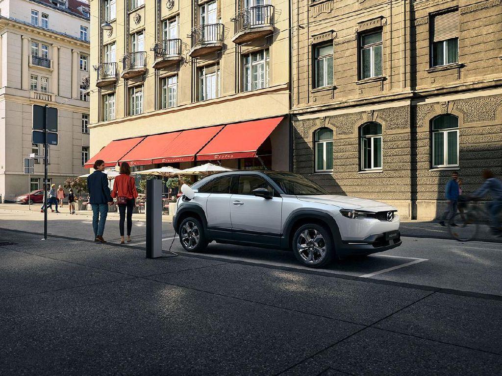 Negara Kaya Minyak pun Kini Makin Gencar Pakai Mobil Listrik