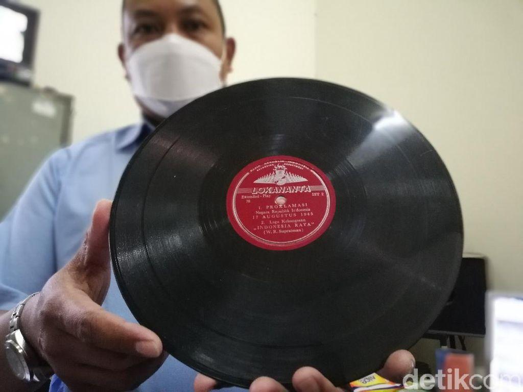 Melongok Pabrik Piringan Hitam Lokananta di Hari Musik Nasional