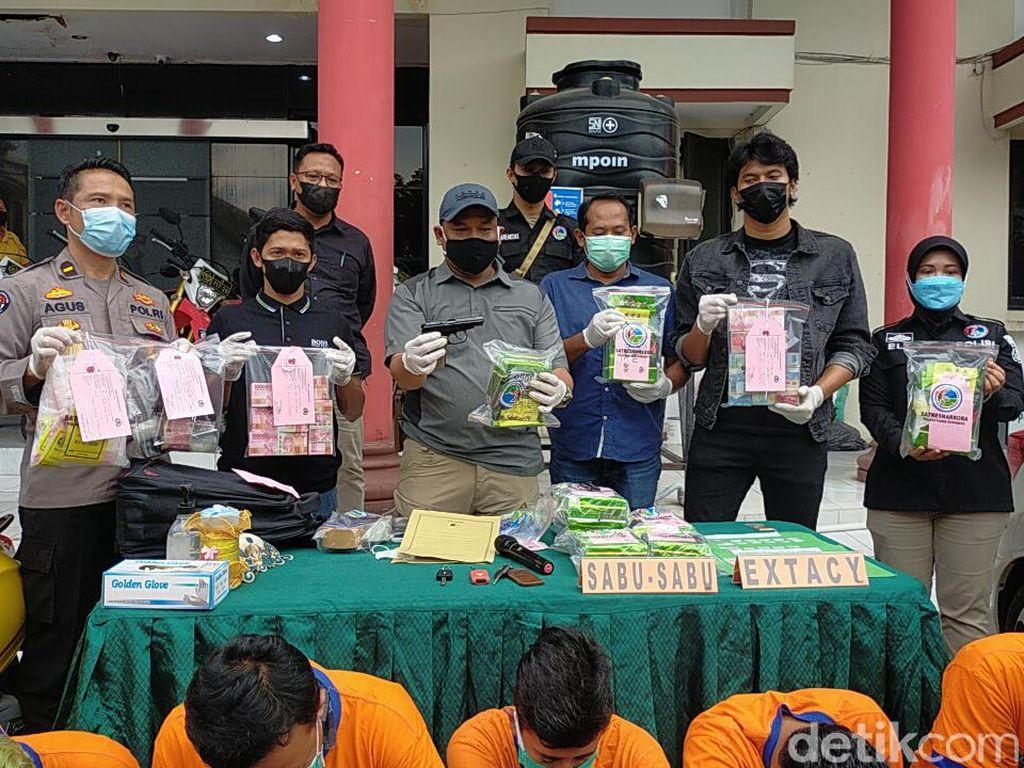 Bagaimana 3 Polisi di Surabaya Terima Setoran Bandar Narkoba, Begini Ceritanya