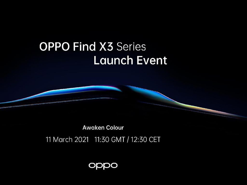 OPPO Siap Rilis Find X3 Pro, Bawa Fitur Satu Miliar Warna