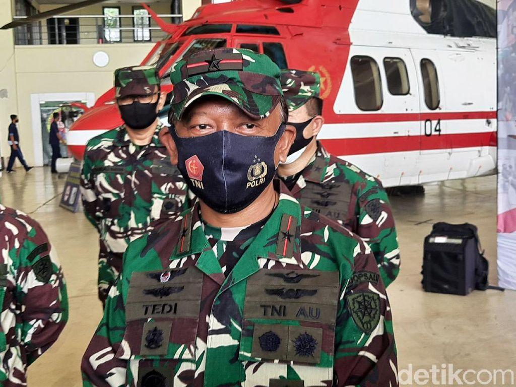 TNI AU Lanud Halim Masuk Prioritas Vaksinasi Corona, Ini Alasannya