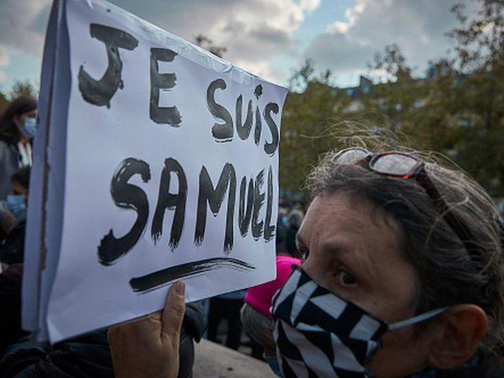 Pelajar Prancis Mengaku Bohong Soal Guru yang Dipenggal Gegara Kartun Nabi