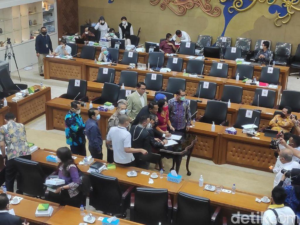 DPR-Pemerintah Drop RUU Pemilu dari Prolegnas 2021, RUU KUP Masuk