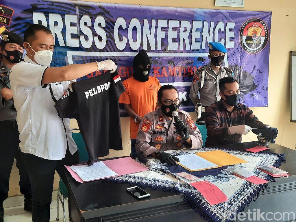 Polisi Gadungan di Sleman Tipu-tipu Wanita Luar Dalam
