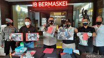 Seorang Mahasiswa Jadi Tersangka Demo Ricuh Rusak Truk Polisi di Kota Malang
