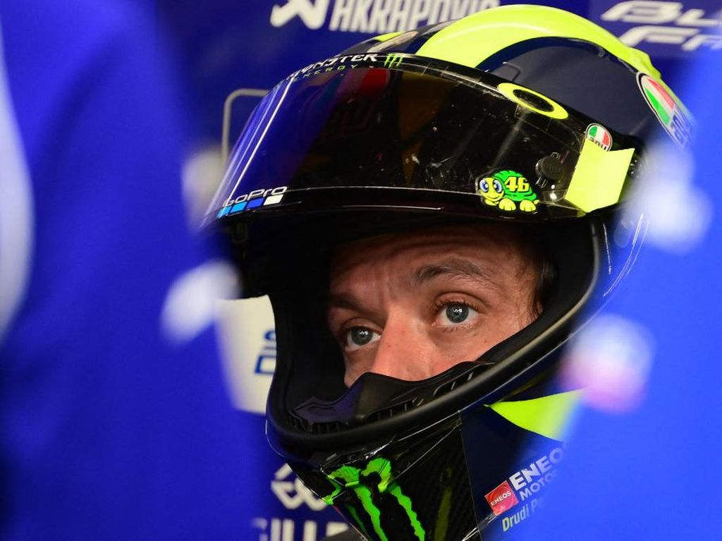 Tim MotoGP Valentino Rossi Sudah Deal Pakai Motor Ducati?