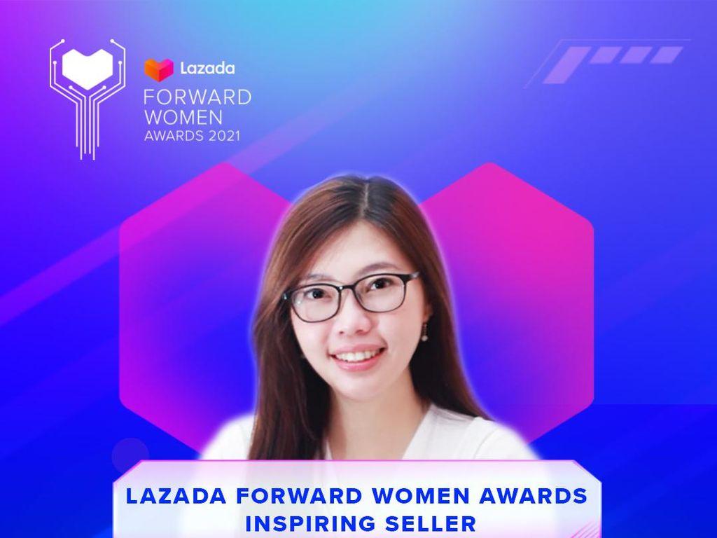Hari Perempuan, 6 Seller Sabet Lazada Forward Women Awards