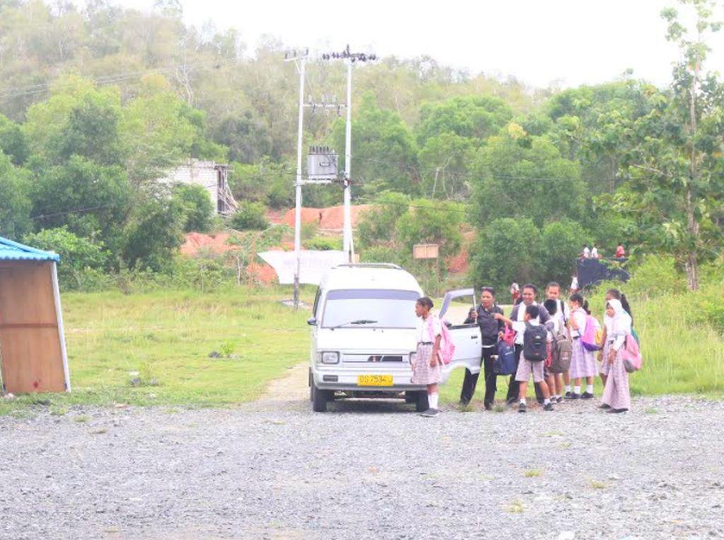 Enggak Usah Heran, Taksi di Papua Tak Punya Argo
