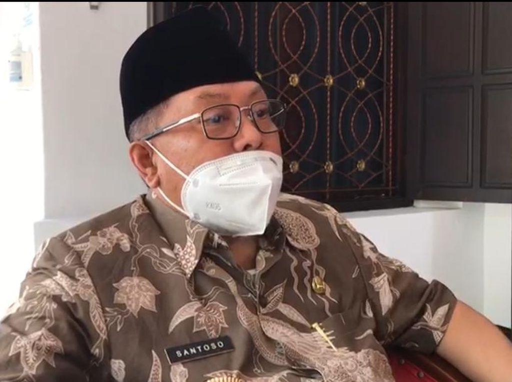 Soal Video Viral Tanpa Prokes, Ada Keterangan Beda Wali Kota Blitar-Polisi