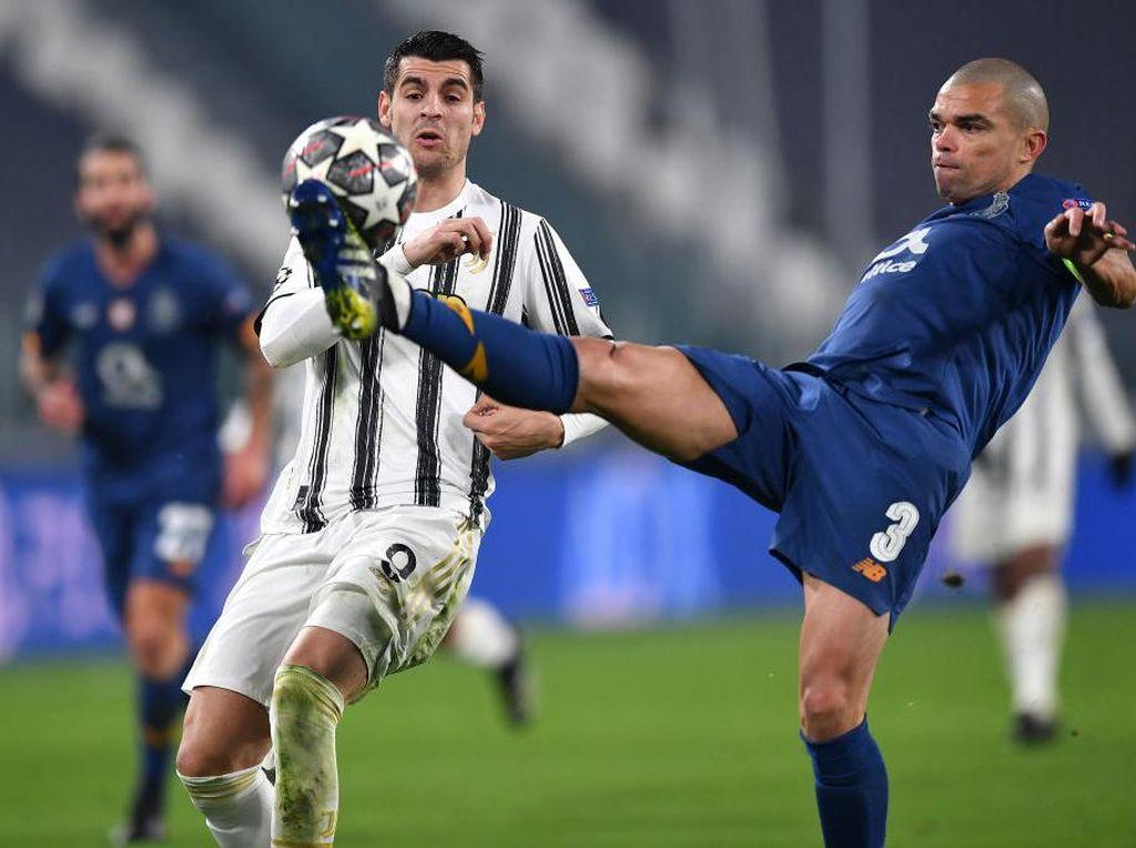 Pepe, Tembok Tua yang Masih Kukuh Redam Juventus
