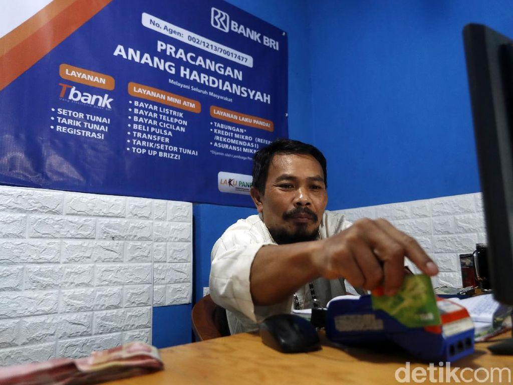 Agen BRILink, Bantu Warga di Dusun Lasah