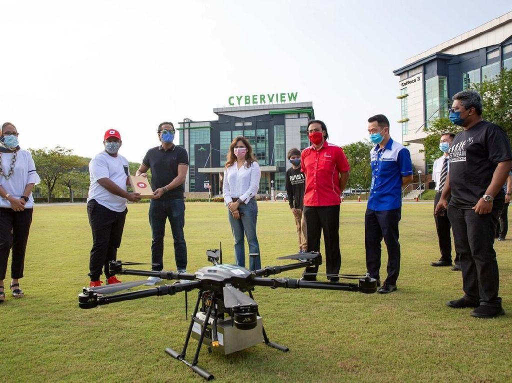 AirAsia Mau Buat Taksi Udara dan Pengiriman Paket Pakai Drone