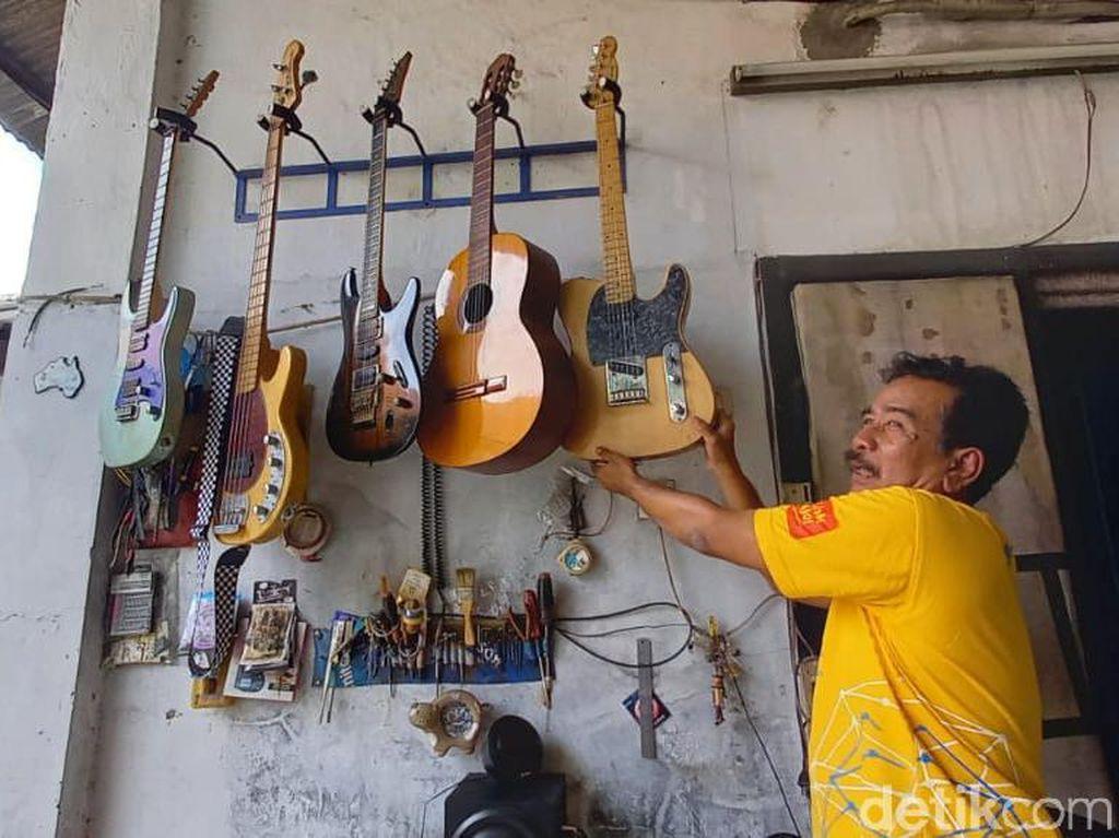 Bisnis Rental Alat Musik di Kota Tegal dari Masa ke Masa
