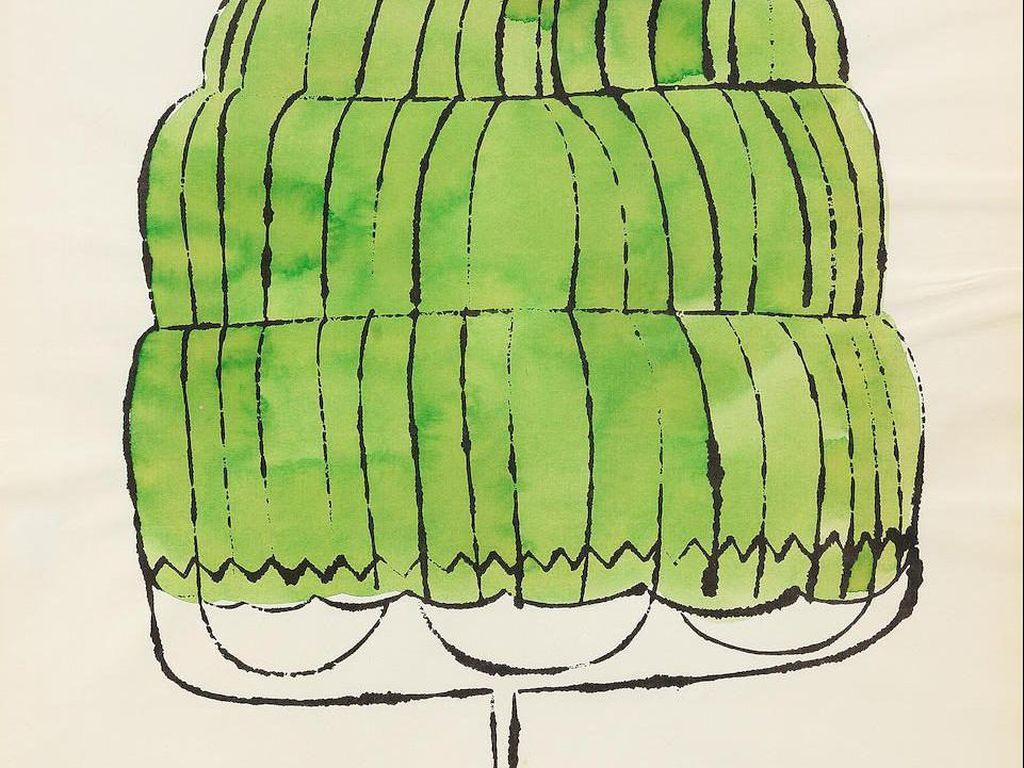 Buku Masakan Langka Andy Warhol Dilelang Rp 720 Juta, Tertarik Beli?