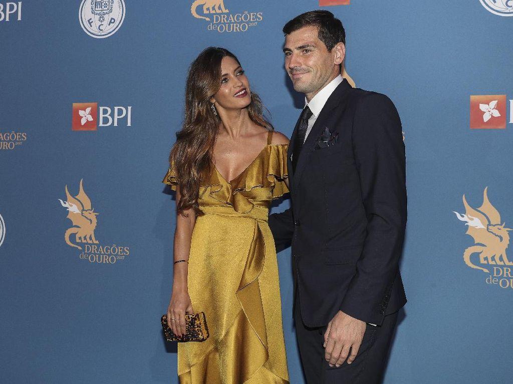 Sara Carbonero-Iker Casillas Sudah Pisah tapi Masih Mesra