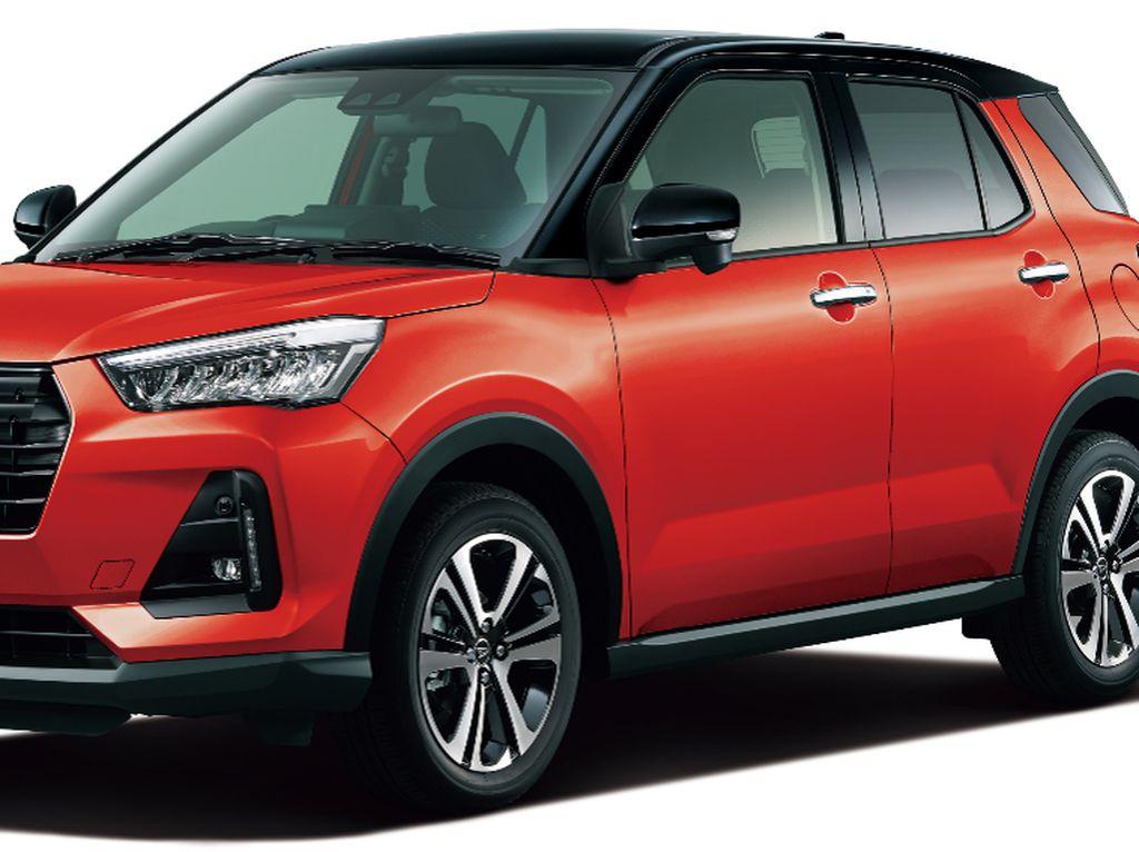 Daihatsu Rocky yang Dijual di RI Bakal Pakai Platform DNGA, Teknologi Apa Itu?
