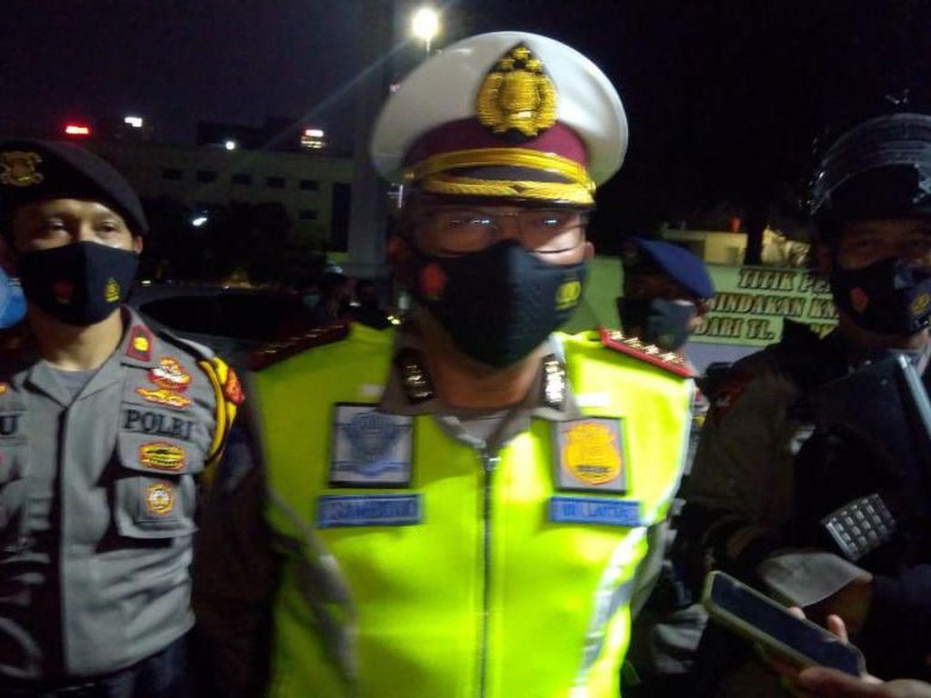 Simak! Titik-titik Filter Kendaraan Knalpot Bising di Sudirman-Thamrin