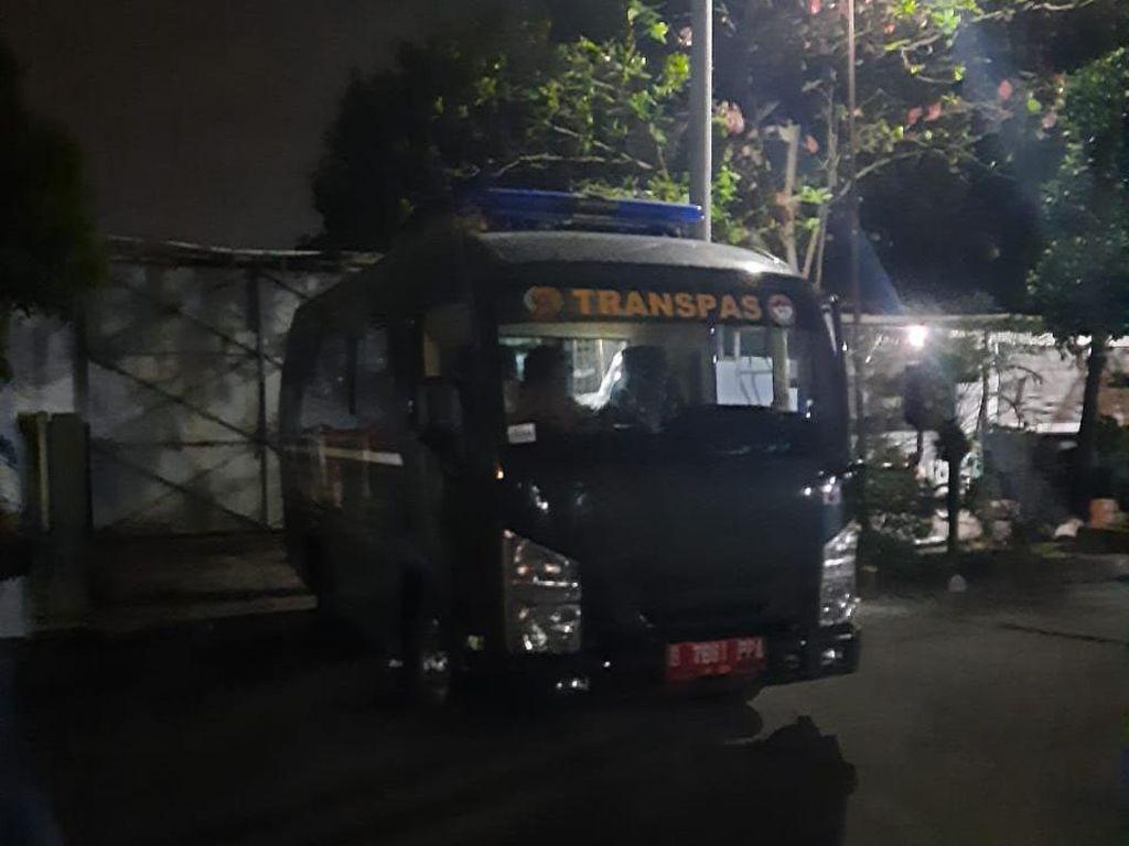 Dua Napi Teroris di Lapas Porong Dipindahkan ke Nusakambangan