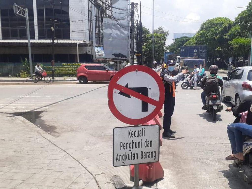 Efek LEZ Kota Tua Jakarta, Tak Sembarang Kendaraan Masuk Kampung Bandan