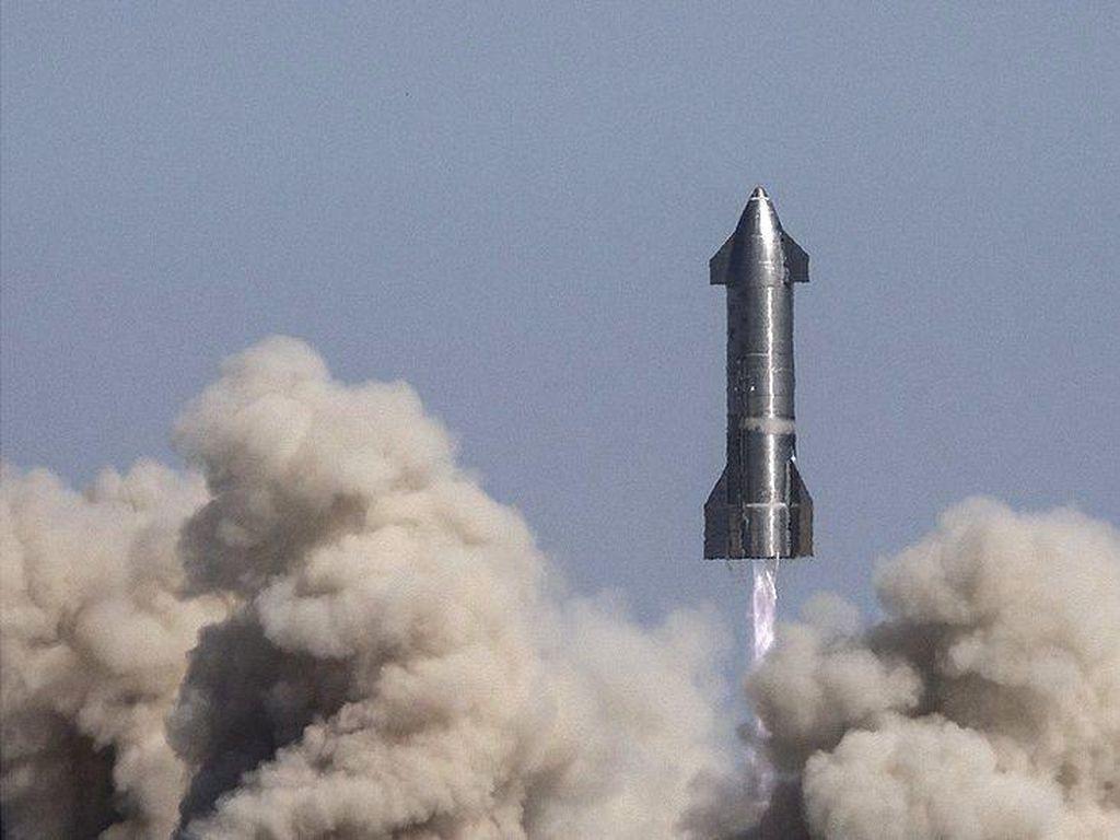 Elon Musk Bikin Starship, Misi Ambisius yang Ubah Perjalanan Luar Angkasa