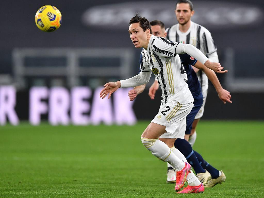 Juventus Cari Obat Kekecewaan di Serie A dan Coppa Italia