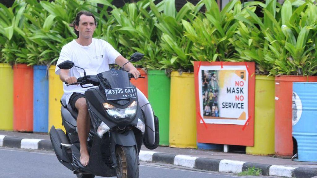 Hati-hati! Nekat Langgar Prokes di Bali WNA Bisa Kena Sanksi