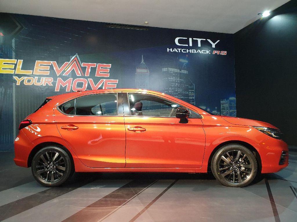 Lihat Lebih Dekat Honda City Hatchback RS, Si Pengganti Jazz