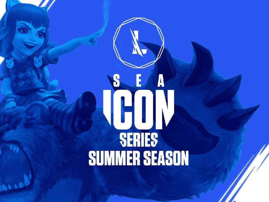 Jadwal League of Legends: Wild Rift SEA Icon Series Summer Season