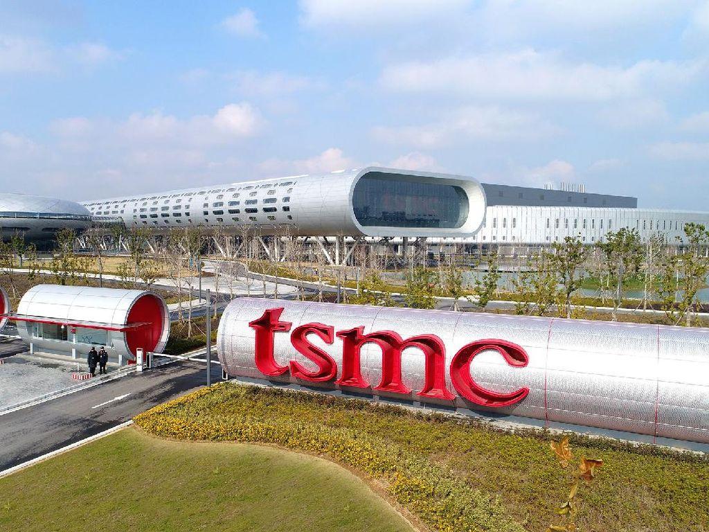 TSMC Siapkan Rp 1.453 Triliun untuk Akhiri Kelangkaan Chip