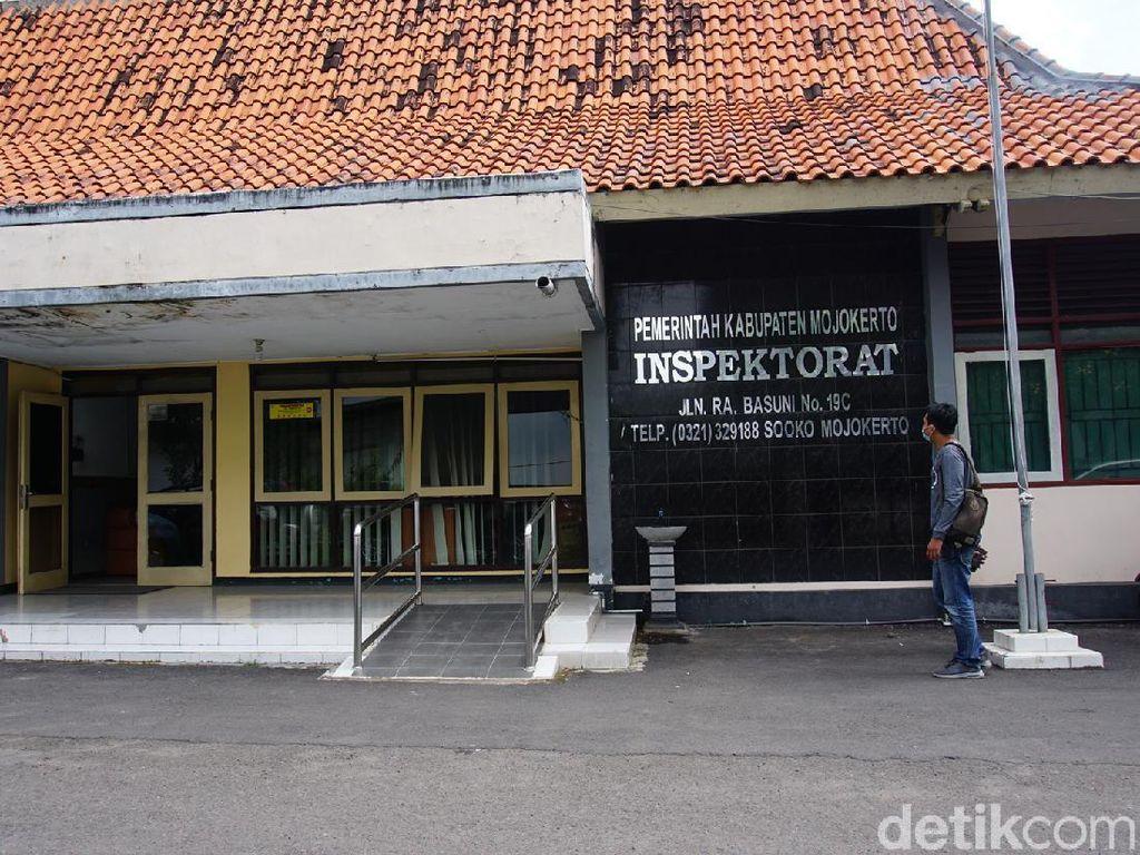 Inspektorat Periksa Dugaan Pungli Tes Swab COVID-19 di Labkesda Mojokerto