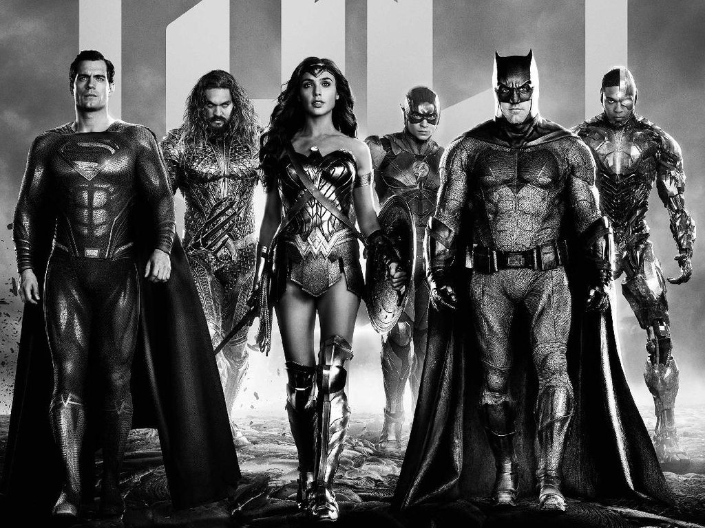 Produser Ungkap Kekuatan Film Justice League Snyder Cut