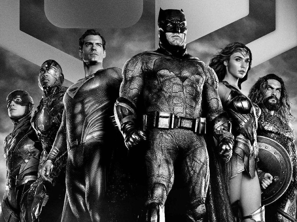 Selamat! Ini Pemenang Kuis Merchandise Eksklusif Kuis Justice League Part 1