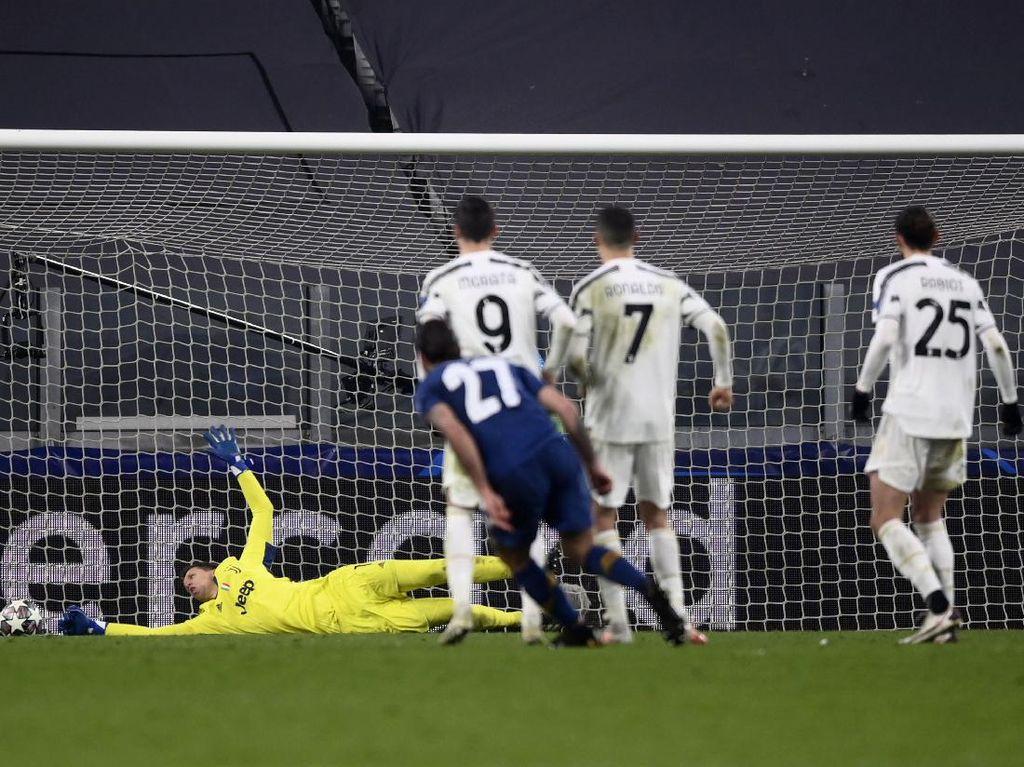 Juventus Vs Porto: Data & Fakta Usai Bianconeri Tersingkir