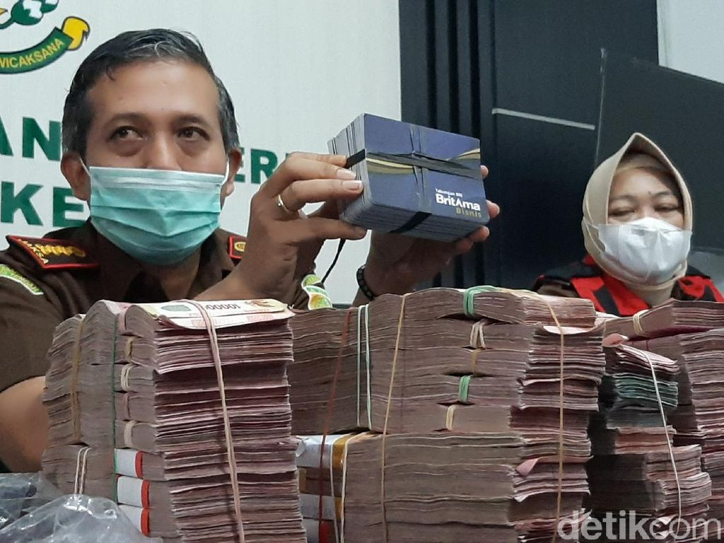 Kejari Purwokerto Ungkap Penyelewengan Rp 1,9 M Dana Bantuan COVID-19