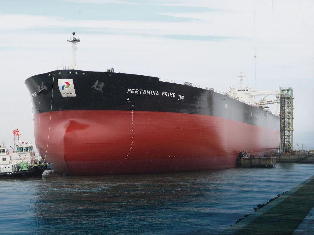 Laba Pertamina International Shipping Naik hingga 146%!